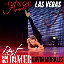 Gavin Morales - The Dance Awards Las Vegas - Best Mini Male Dancer 2015
