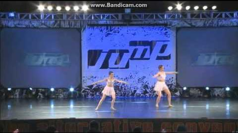 Ryleigh and Kendall Vertes duet - Too Young - Jump - Pittsburgh 2014