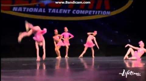Group Dance-I Want It Now-Dance Moms