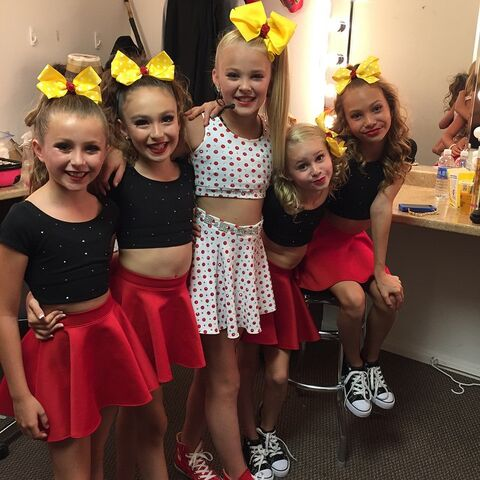 Image Jojo Las Vegas 2015 06 15 Jpg Dance Moms Wiki