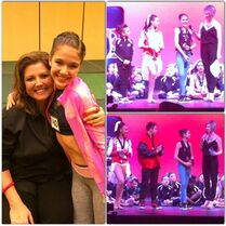 Danielleesposito5678 at NYDE with Abby S5