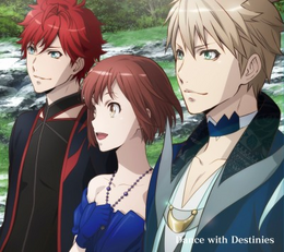 """Dance with Devils Musical Collection """"Dance with Destinies"""""""