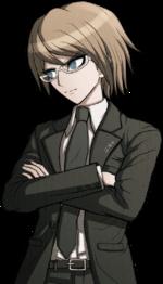 Byakuya Togami Another Episode Halfbody Sprite (2)