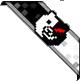 File:Girls Gun 2 x Danganronpa Game Monokuma Ribbon.png