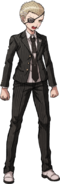 Fuyuhiko Kuzuryuu (Eyepatch) Fullbody Sprite (7)