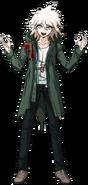 Nagito Komaeda Fullbody Sprite (11)