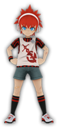 Masaru Daimon Fullbody 3D Model (2)