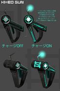 NDRV3 Art Gallery Ki-Bo Gun