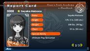 Sayaka Maizono's Report Card (Deceased)