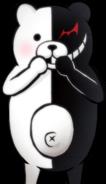 Danganronpa 2 Monokuma Halfbody Sprite 04