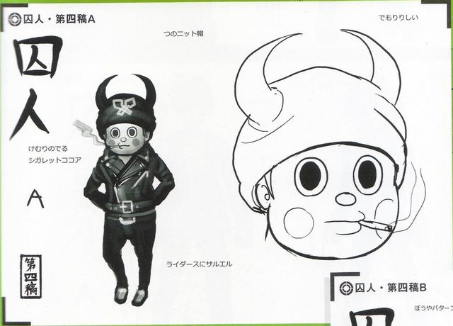 File:Art Book Scan Danganronpa V3 Character Designs Betas Ryoma Hoshi (7).png