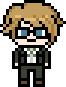 Byakuya Togami Bonus Mode Pixel Icon (1)