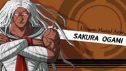 Danganronpa 1 Sakura Ogami English Game Introduction