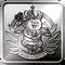 PSN Trophy Island Mode Silver