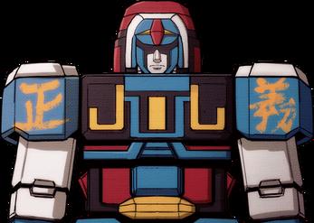 Yasuhiro Hagakure as Robo Justice Halfbody Sprite (1)