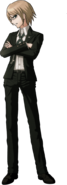 Byakuya Togami Fullbody Sprite (15)