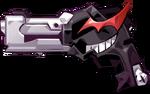 Girls Gun 2 x Danganronpa Monokuma Pistol