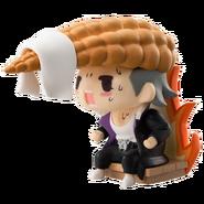 Furyu Minna no Kuji Minifigures Mondo Owada