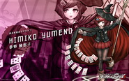Digital MonoMono Machine Himiko Yumeno PC wallpaper