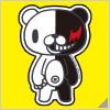 Danganronpa x Mori Chack Sticker B