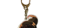 Danganronpa 1.2 Trading Acrylic Key Holders