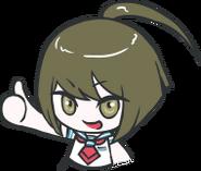 Danganronpa Another Episode Komaru Naegi Chibi 02