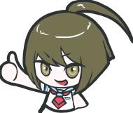 File:Danganronpa Another Episode Komaru Naegi Chibi 02.png
