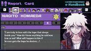 Nagito Komaeda's Report Card Page 6