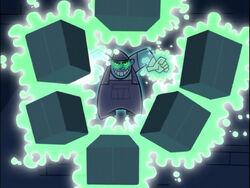 Box Ghost Telekinesis