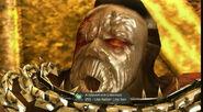 Alighiero close-up