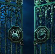 Fl swan gate