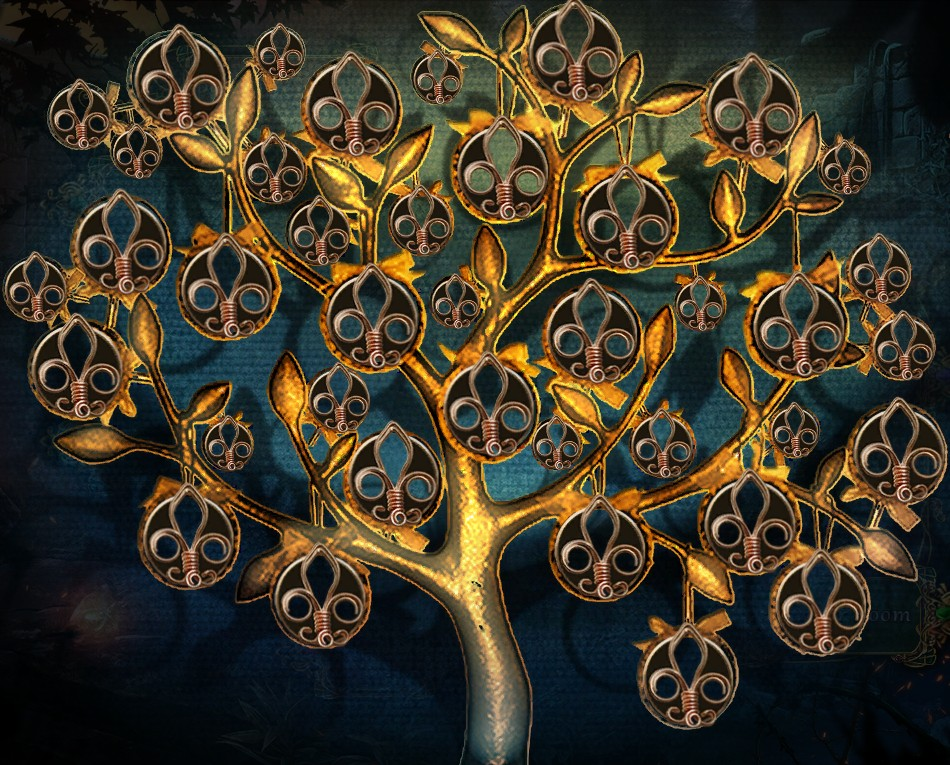Image result for a tree fleur de lis
