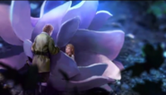 Kai finds Thumbelina