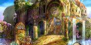 Lm temple entrance