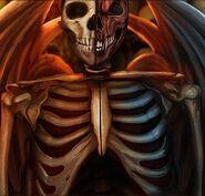 Fl skeleton key statue 1