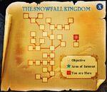 Snowfall kingdom map