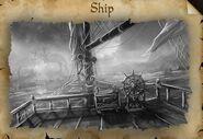 Ship ConceptArt