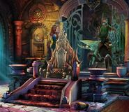 Althea king throne room