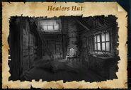 Healers Hut Concept Art