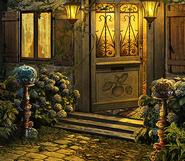 Tep-apple-door-pedestals
