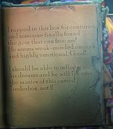 TT&TTB Rasputin's Diary