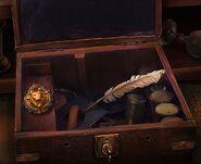 Boy talisman trunk