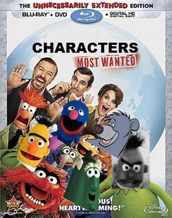 Characters Most Wanted (same)