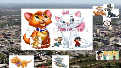 The Aristocrats (The AristoCats) Poster