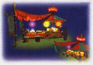 Chinese Stand