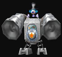 Ultrasonic Bomb