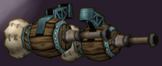Barrel Cannon