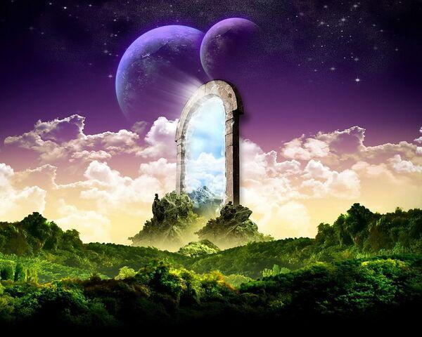 File:Fantasy-landscape wallpaper.jpg