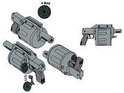 Mauler gun