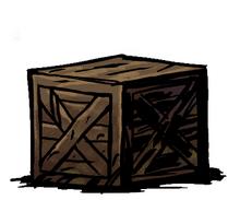 Foodstuff crate